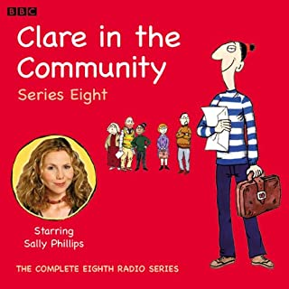 Clare in the Community, Series 8 cover art