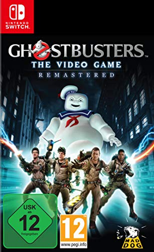 Ghostbusters The Video Game Remastered - Nintendo Switch [Edizione: Germania]