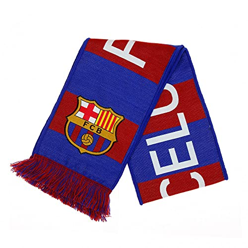 Fc Barcelone Echarpe Bleu/Rouge