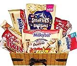Weiße Schokoladentafeln Auswahlbox Spezial-Leckerbissen für alle Liebhaber von weißer Schokolade Chocolate Selection Box