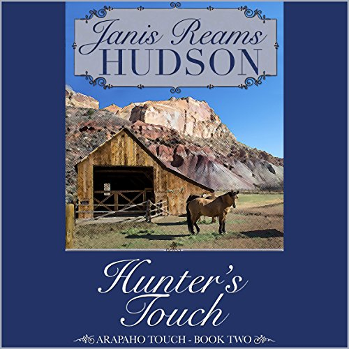 Hunter's Touch audiobook cover art