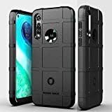 EPODA Rugged Armor Case for Moto G Fast Protective Case
