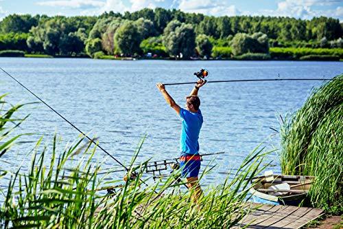 Jochen Schweizer Geschenkgutschein: Lachsforellen fischen für 2