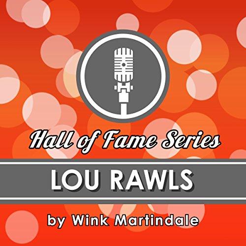 Lou Rawls audiobook cover art