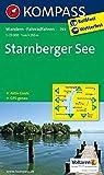 KOMPASS Wanderkarte Starnberger See: Wander- und Radkarte mit Aktiv Guide. GPS-genau. 1:25000 (KOMPASS-Wanderkarten, Band 793)