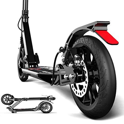 Bicicleta de bebé Patinete - Scooter De Pedal Plegable For Adultos, 2...