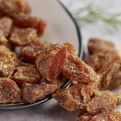 AJI ICHIBAN/优の良品【优之良品 甘草话梅肉100g2】Preserved Prune Slice Dried fruit 話梅中國賣家HuaMei