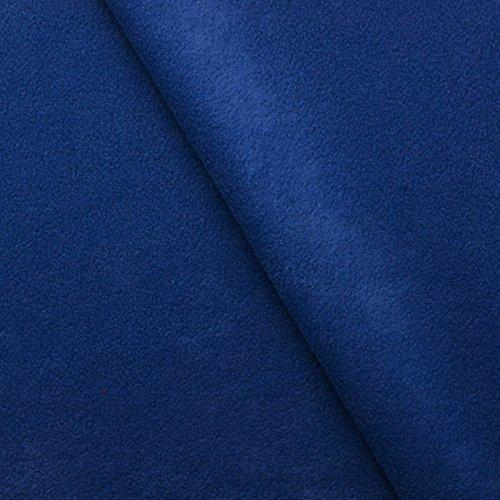 (5,99€/m) Forro polar - Microforro - Uni - Por metro - 8 colores (azul real)