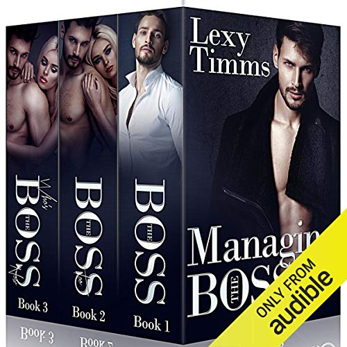 Managing the Bosses Box Set #1-3: Billionaire Romance cover art