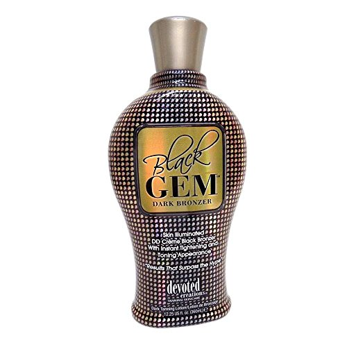 Devoted Creations Black Gem Dark Bronzer, 12.25oz