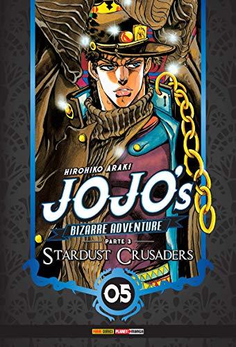 Jojo's Bizarre Adventure – Parte 3 – Stardust Crusaders Vol.5: Parte 03: Stardust Crusaders
