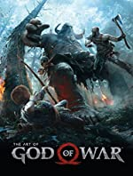 The Art of God of War de Sony Interactive Entertainment