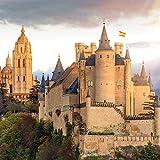 Smartbox - Caja Regalo - Tour guiado por Toledo y Segovia y Entrada al Alcázar de Segovia para 2 Personas - Ideas Regalos Originales