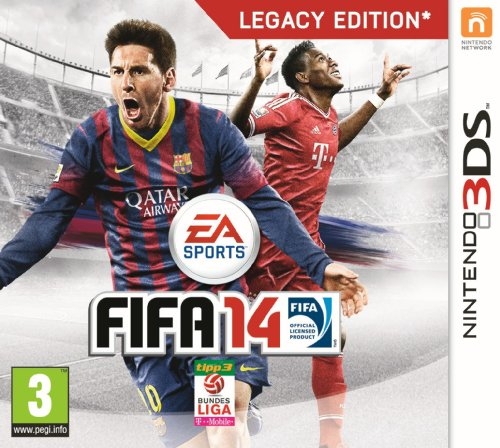 FIFA 14 [AT PEGI] - [Nintendo 3DS]