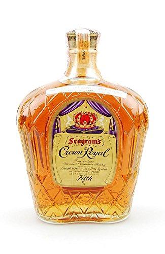 Whisky 1966 Seagram´s Crown Royal Blended Whisky