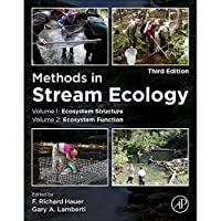 Methods in Stream Ecology Two Volume Set: Ecosystem Structure (Volume 1) and Ecosystem Function (Volume 2)【洋書】 [並行輸入品]
