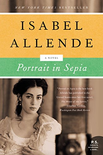 Portrait in Sepia: A Novel (English Edition)