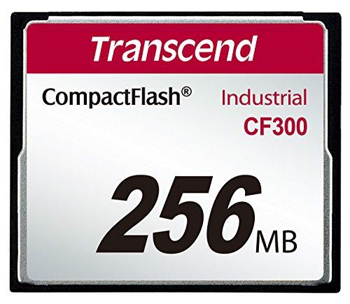 TRANSCEND 256MB CF Card 300X UDMA5 Type I Industrie