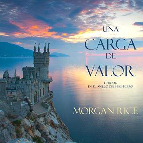 Una Carga De Valor [A Charge of Valor] audiobook cover art