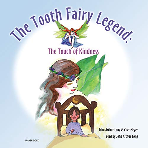 The Tooth Fairy Legend audiobook cover art