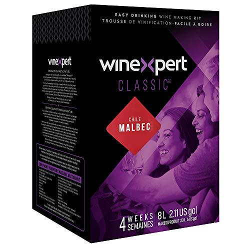 Midwest Homebrewing and Winemaking Supplies Chilean Malbec (World Vineyard)