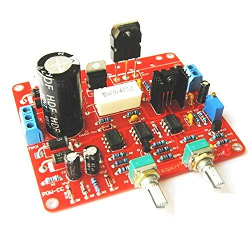 Módulo de fuente de alimentación DIY Kit Voltaje de suministro regular de energía Módulo de CA 15-24V A DC 0-30V 3A-2 mA regulado AC-DC fuente de alimentación ajustable de bricolaje DC CVCC Mó