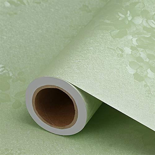 ZMK-720 Papel Pintado Espesar Blanco 3D Estereoscópico En Relieve Pintado No Tejidos De Papel De Rollo Habitación Sala Pared Azul De La Cubierta De Pink Cream Papel Pintado (Color : Rose 60cm Wide)