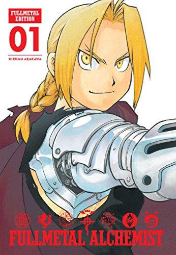 Fullmetal Alchemist: Fullmetal Edition, Vol. 1 (1)