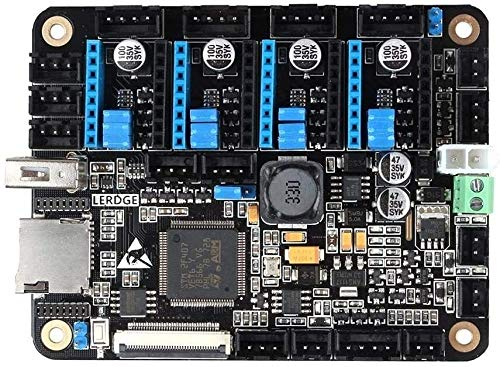 KASILU DIAN0226 Integriertes Controller-Board-Mainboard mit 32-Bit-Coretx-M4-Kernsteuergerät + LCD-Touchscreen 3.5inch für den Reprap-3D-Drucker Hochleistung