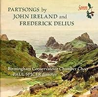 Partsongs/Delius