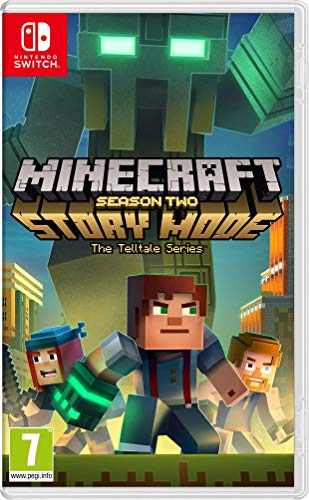 Telltale Games - Minecraft Story Mode - Season 2 /Switch (1 GAMES)