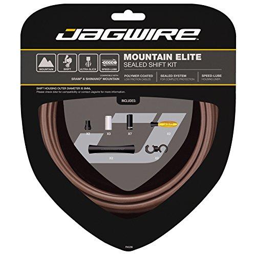 Jagwire Mountain Elite - Latiguillo de Freno para Bicicletas