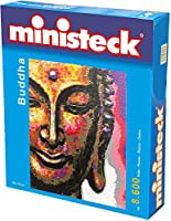 Ministeck Budha ca. 8600 delig