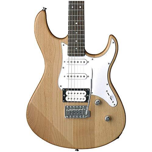 Yamaha Pacifica Series PAC112V Electric Guitar; Natural