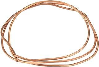 comprar comparacion Tubería de cobre de 2 m, diámetro exterior 6, 5, 4, 3, 2 mm x diámetro interior 4, 4, 3, 2, 1 mm, para tuberías de refrige...