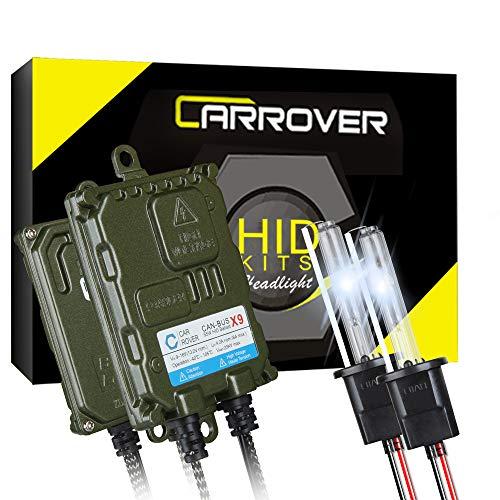 Car Rover H1 Canbus Kit Xenon HID Senza Errori Decodifica Ballast 55W Lampadina del Faro 6000K