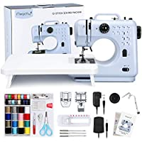 Magicfly 12 Built-in Stitches Mini Sewing Machine for Beginner