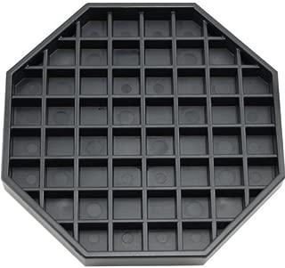 Great credentials Coffee Countertop Octagon Drip Tray - 6