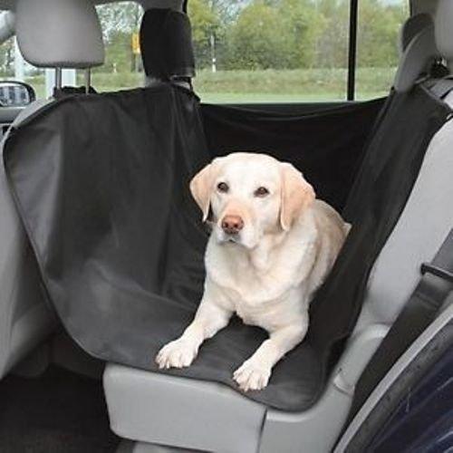 MONTALIN Lona Cubre Asientos DE Coche para Perros Funda Mascotas Golden Protectora Antimanchas 2831