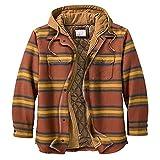 ARbuliry Chaquetas con capucha de algodón para hombre, abrigos con...