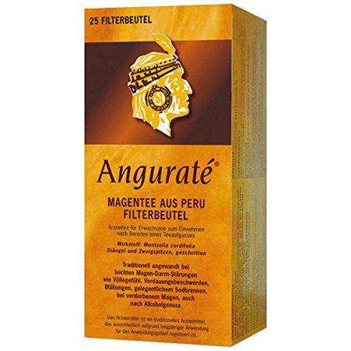 Gall Pharma Angurate Tee aus Peru Filterbeutel 25 Stück