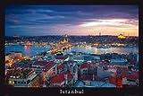 empireposter Istanbul - Bosporus Turkey Türkei