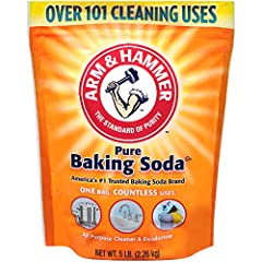 America's #1 trusted Baking Soda brand Versatile, effective and affordable solution for over 170 years Resealable, water-resistant bag Can be used for scratchless cleaning, laundry and deodorizing All Purpose Cleaner & Deodorizer