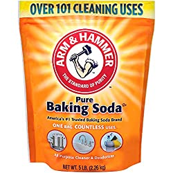 Baking Soda for Hair Shampoo