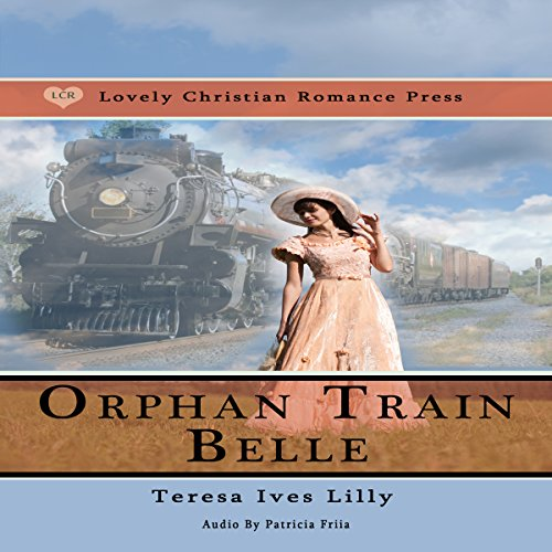 Orphan Train Belle audiobook cover art