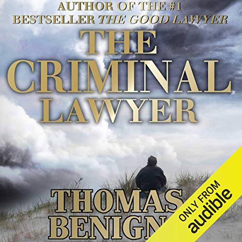 The Criminal Lawyer audiobook cover art