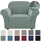 Stretch Couch Cover Armchair Covers Sofa Covers for Armchairs 1 Piece Armchair Covers