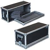 Head Amplifier 1/4 Ply Light Duty Economy ATA Case Fits Genz Benz Black Pearl 30