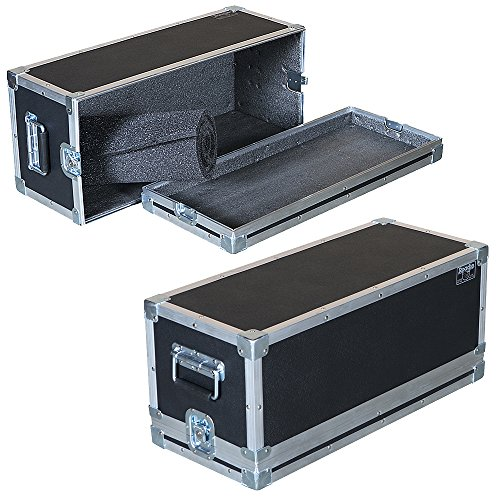 Head Amplifier 1/4 Ply Light Duty Economy ATA Case Fits Egnater Tourmaster Series 4100 100w