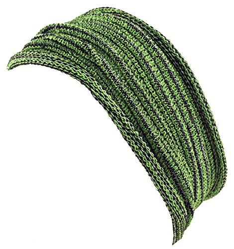 Guru-Shop Magic Hairband, Dread Wrap, Schlauchschal, Stirnband, Herren/Damen, Haarband Lemon, Baumwolle, Size:One Size, Stirnbänder Alternative Bekleidung